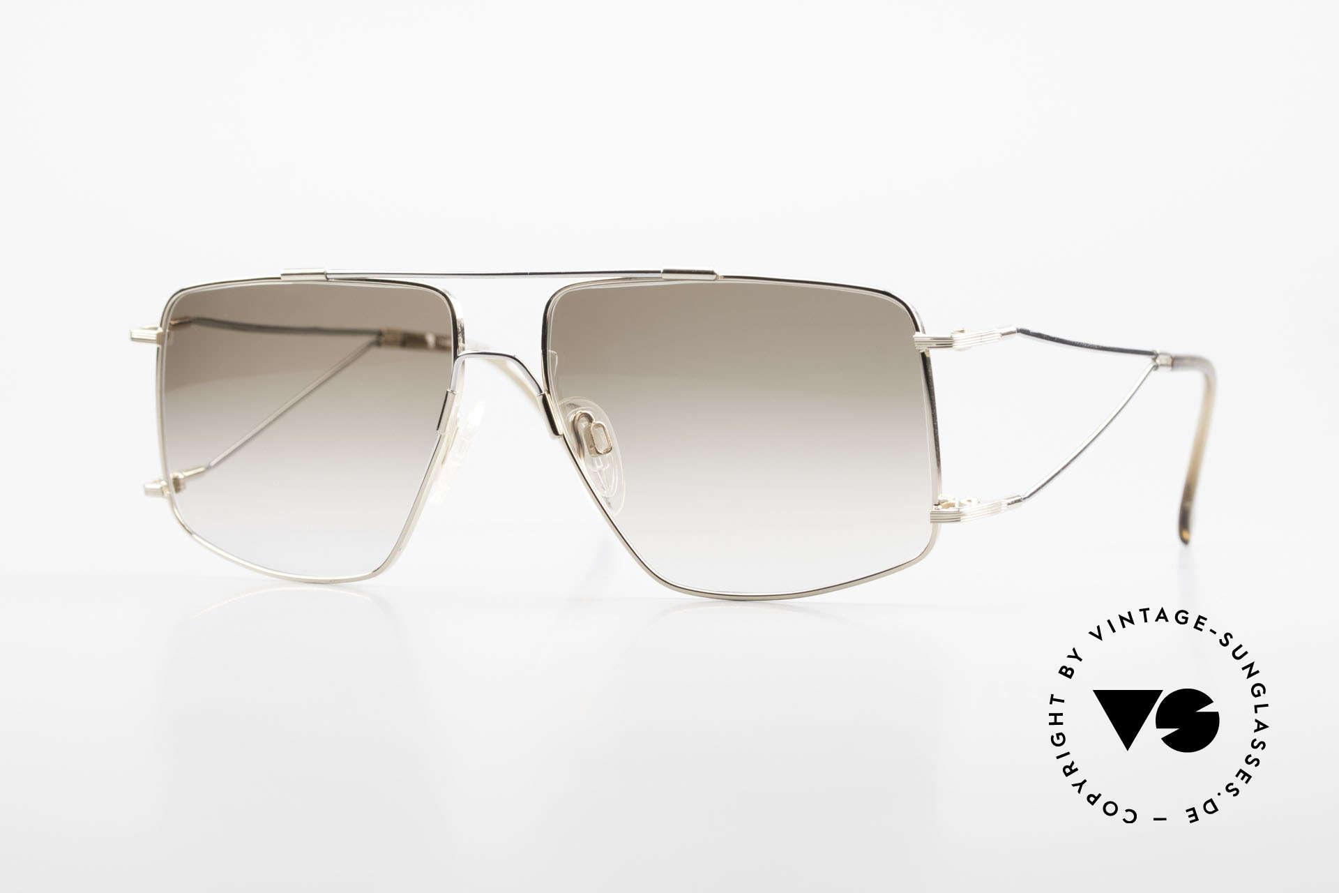 Neostyle Jet 40 Titanflex Vintage Sunglasses, sensational vintage NEOflex sunglasses by Neostyle, Made for Men