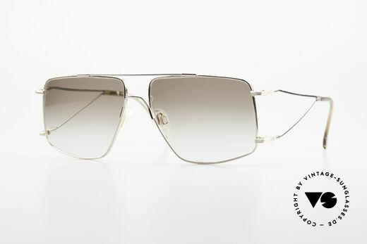Neostyle Jet 40 Titanflex Vintage Sunglasses Details