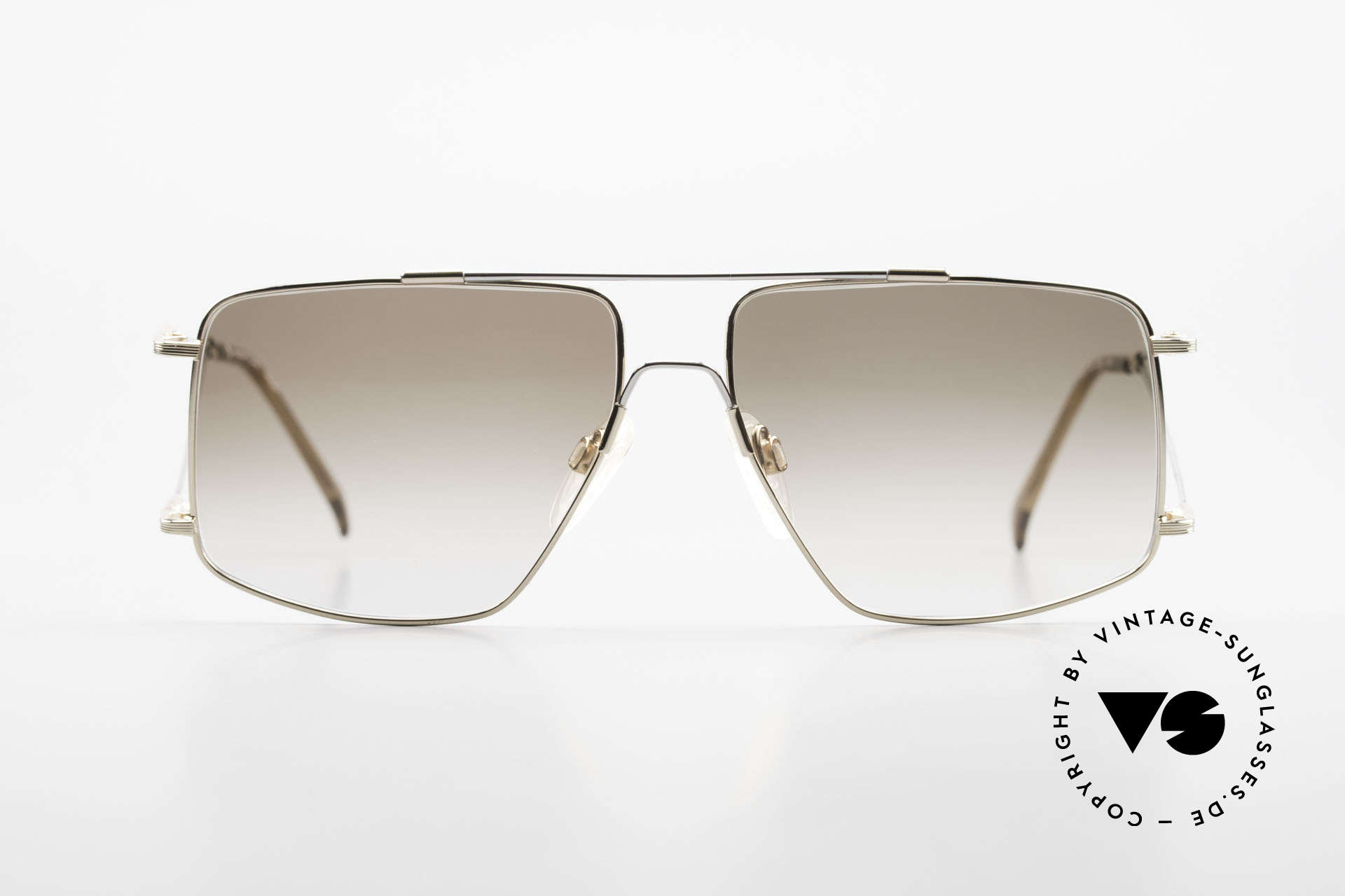 Neostyle Jet 40 Titanflex Vintage Sunglasses, incredible comfort thanks to TITANFLEX material!, Made for Men