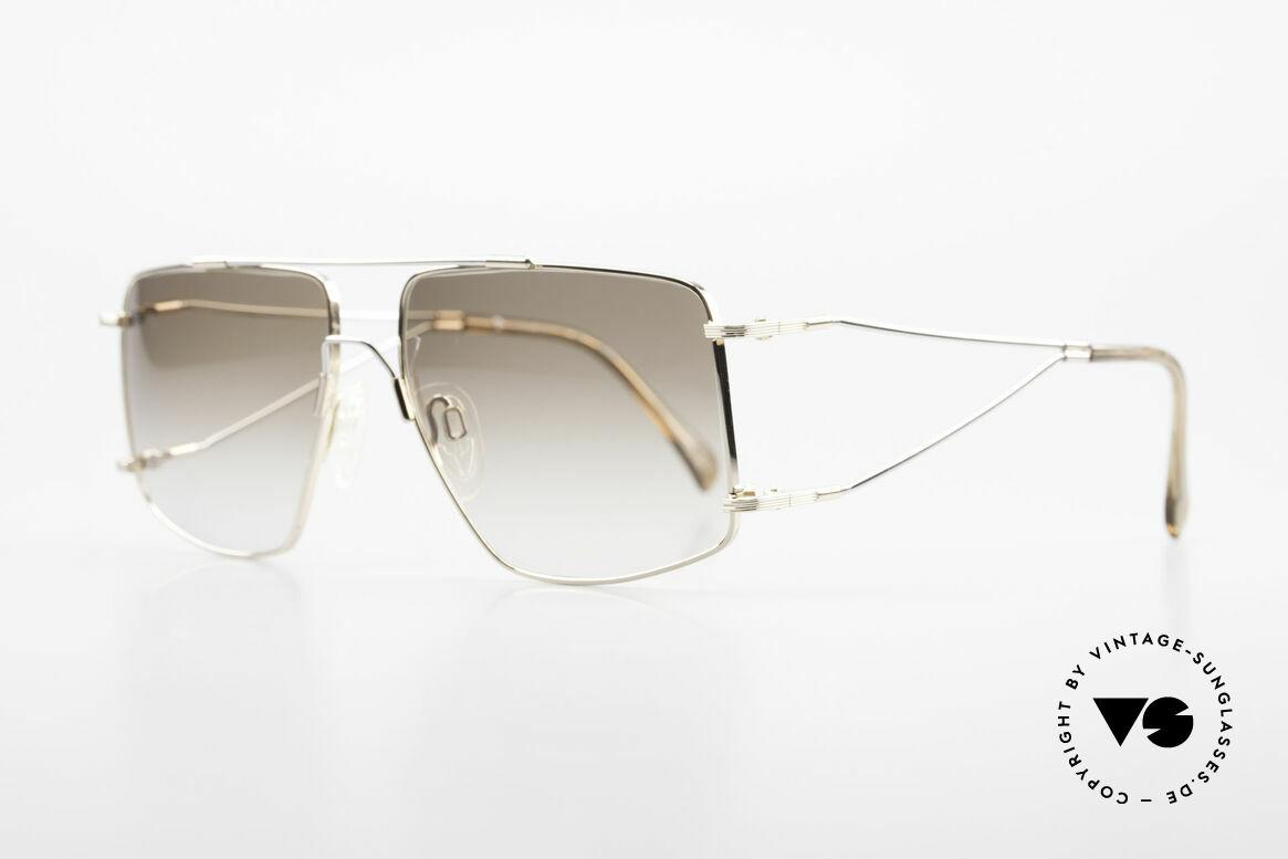 Neostyle Jet 40 Titanflex Vintage Sunglasses, brilliant TITANFLEX frame: flexible, durable, light, Made for Men