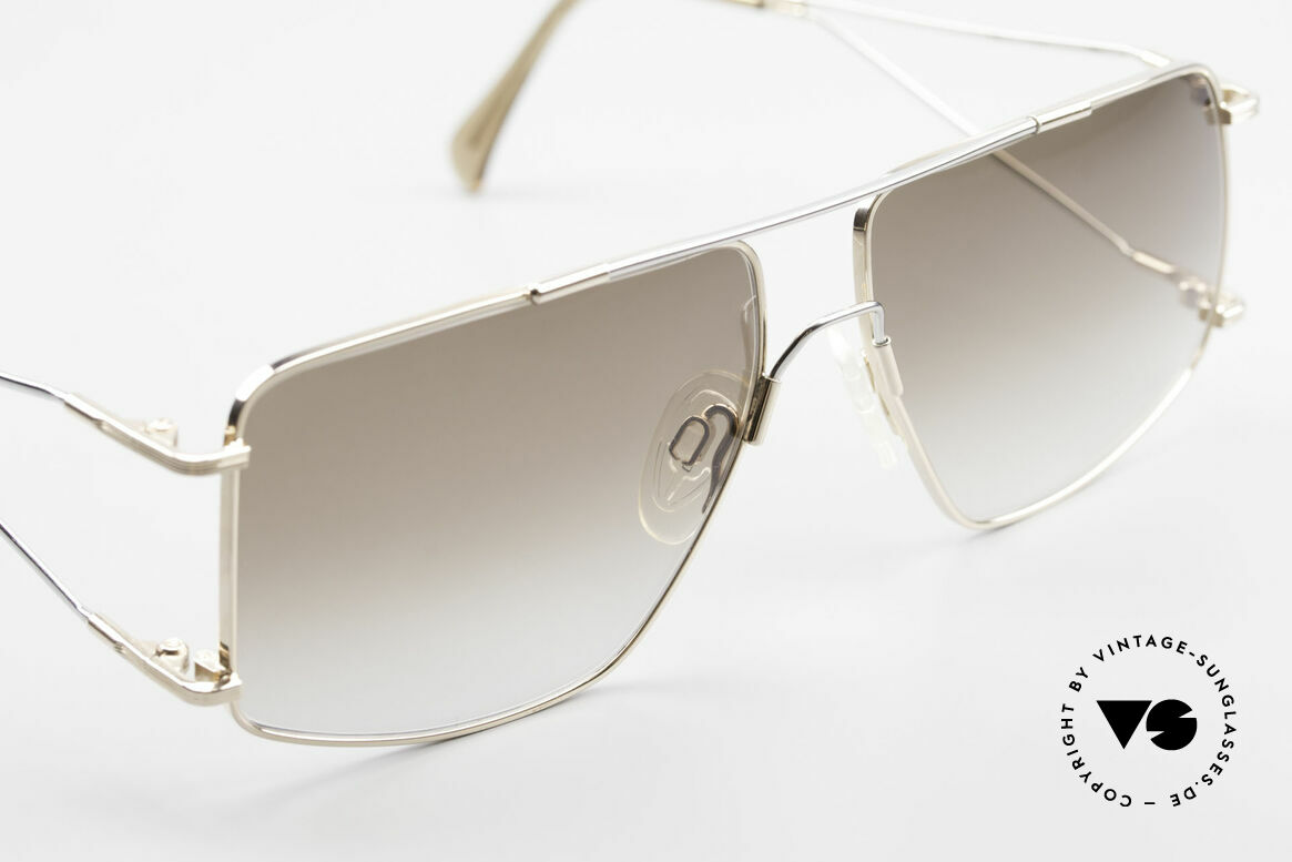 Neostyle Jet 40 Titanflex Vintage Sunglasses, the so called 'MEMORY EFFECT' is simply ingenious, Made for Men