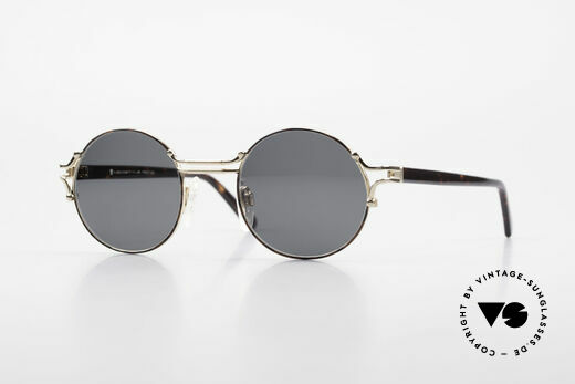 Neostyle Academic 8 Round Vintage Sunglasses 80's Details