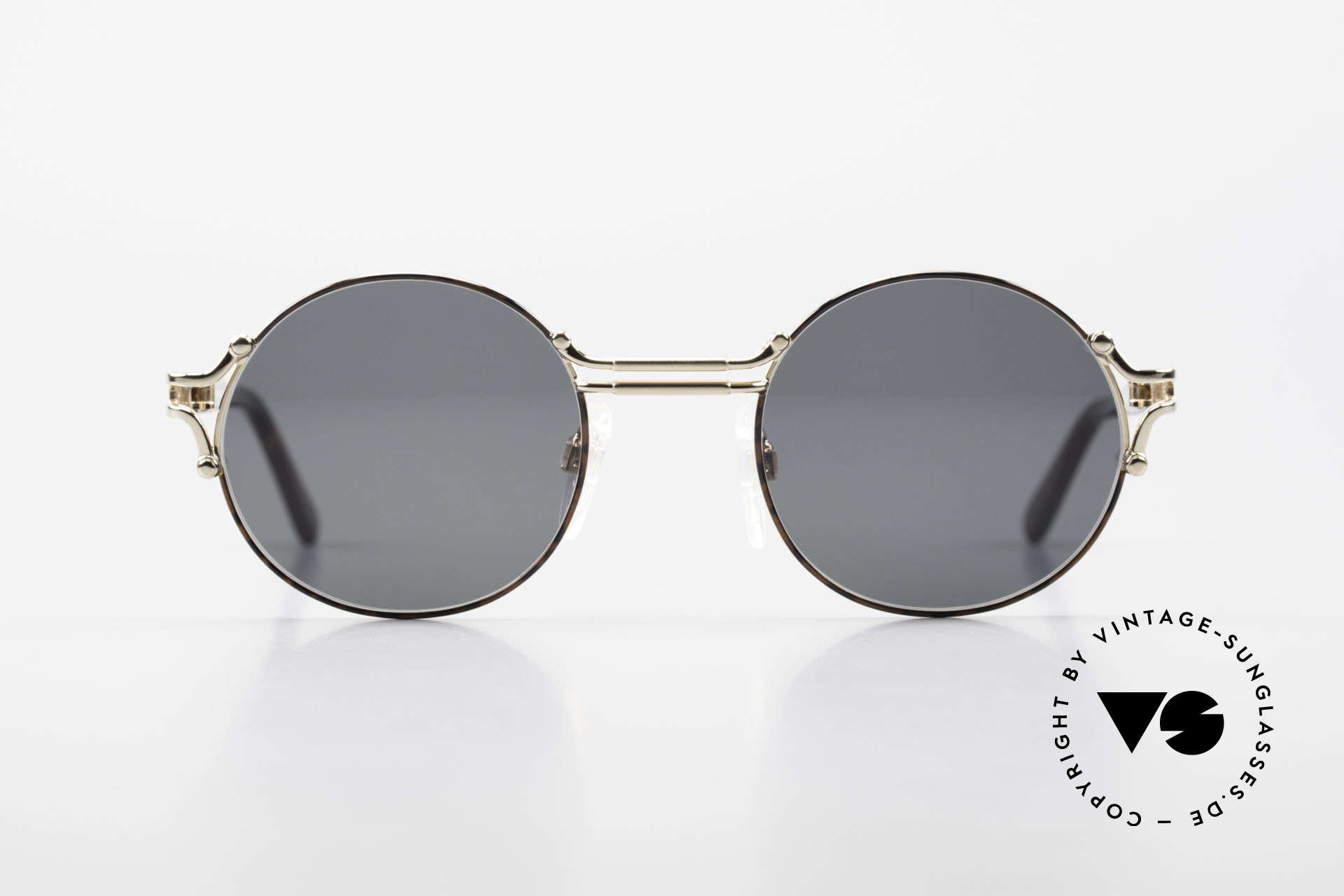 Neostyle Academic 8 Round Vintage Sunglasses 80's, round, timeless vintage eyeglasses of the 80's, Made for Men and Women