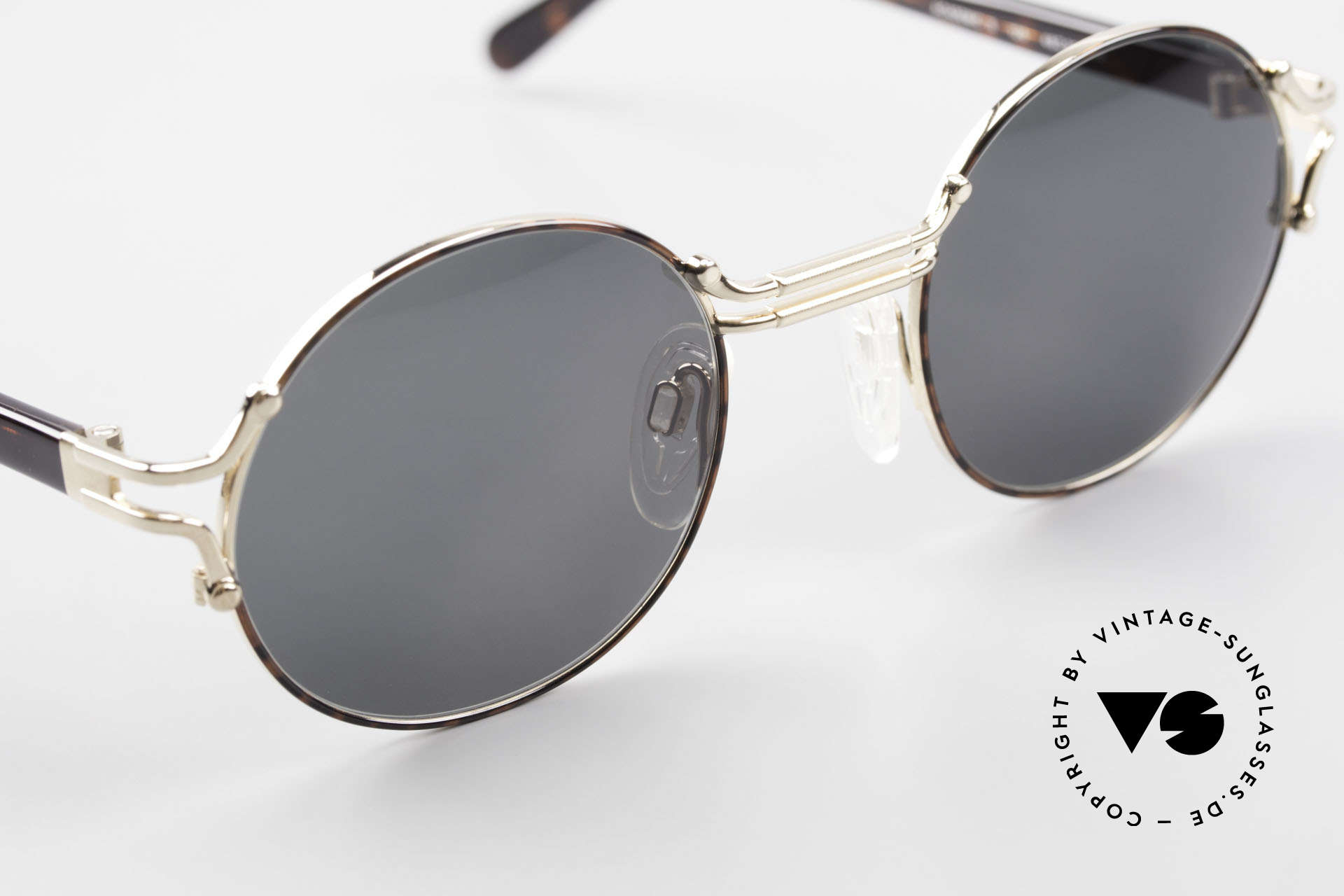 Neostyle Academic 8 Round Vintage Sunglasses 80's, never worn, NOS (like all our vintage sunnies), Made for Men and Women