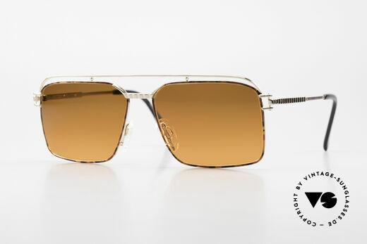 Neostyle Dynasty 424 - L 80's Titanium Men's Shades Details