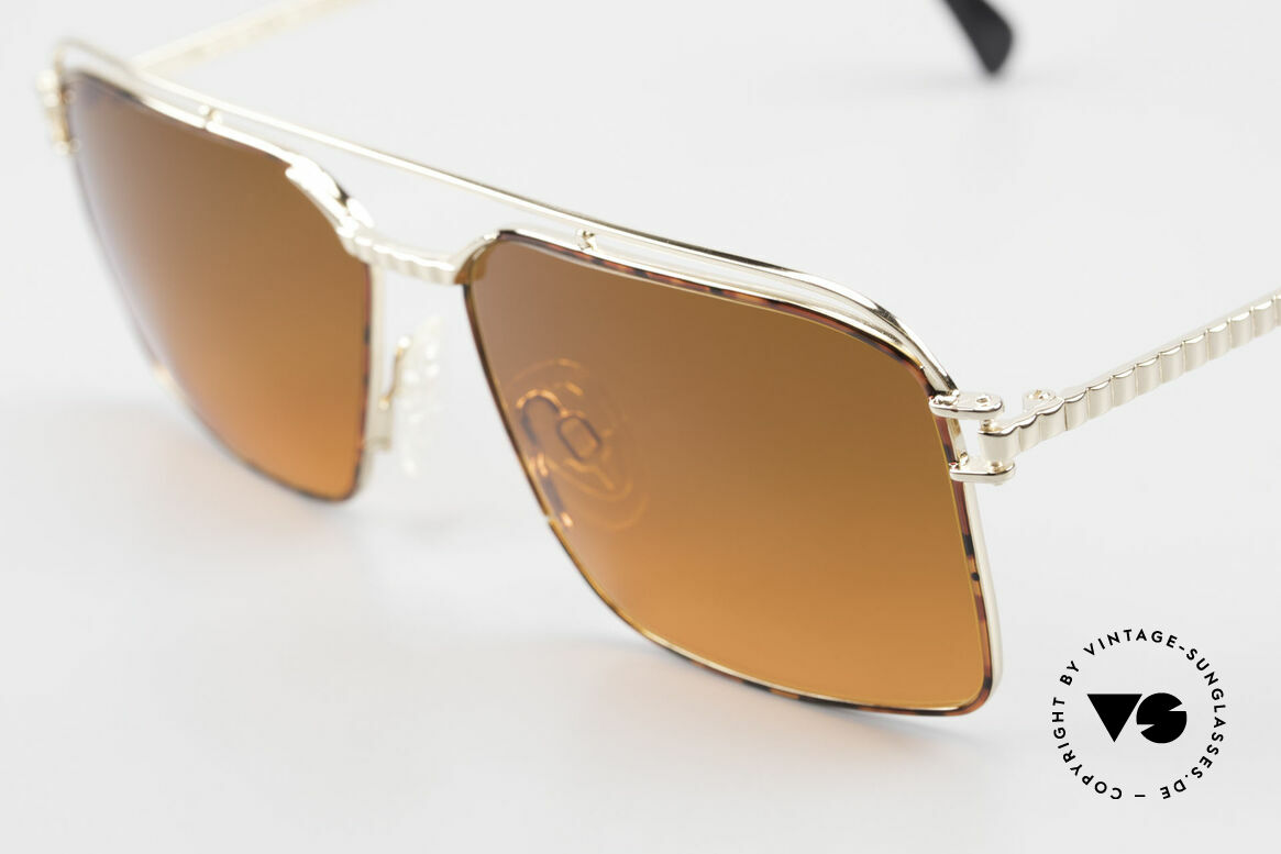Neostyle Dynasty 424 - L 80's Titanium Men's Shades, never worn (like all our rare vintage sunglasses), Made for Men