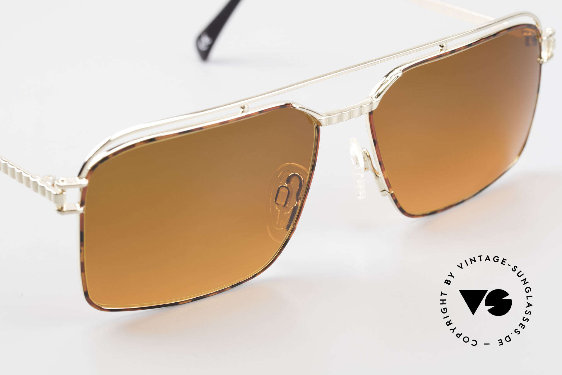 Neostyle Dynasty 424 - L 80's Titanium Men's Shades, NO RETRO SHADES, just a stylish old ORIGINAL, Made for Men