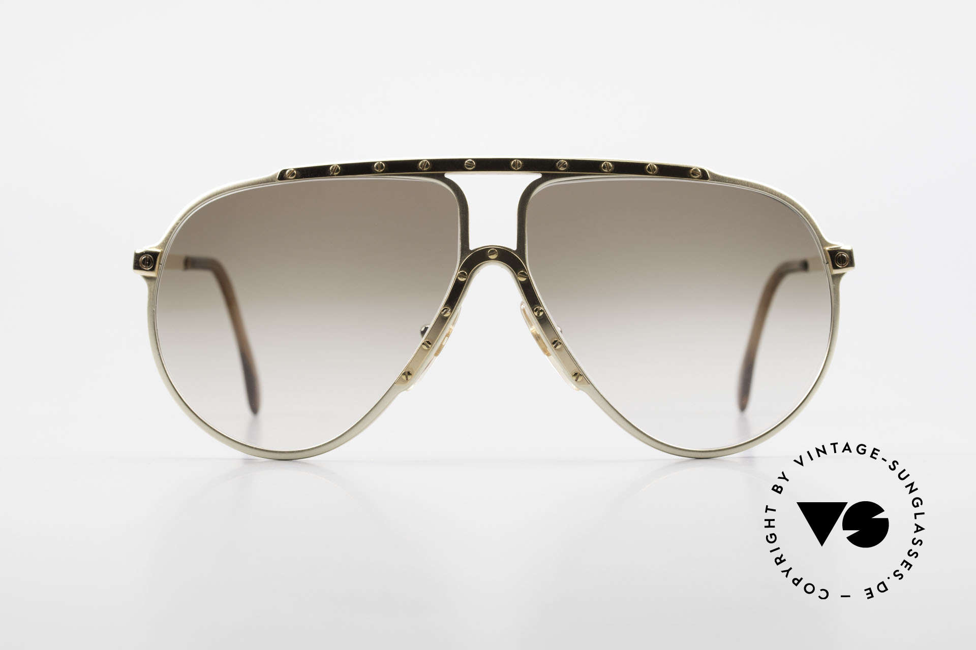 Alpina M1 Limited Edition 80's Version, cult sunglasses and sought-after collector's item!, Made for Men and Women