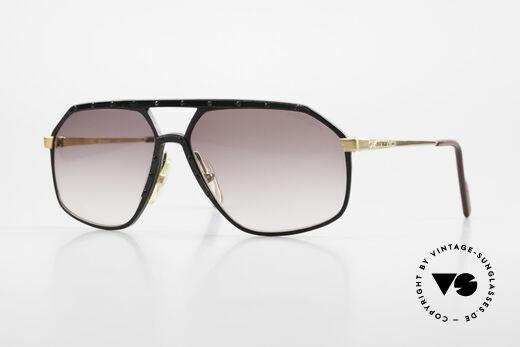 Alpina M6 Rare Vintage 80's Sunglasses Details
