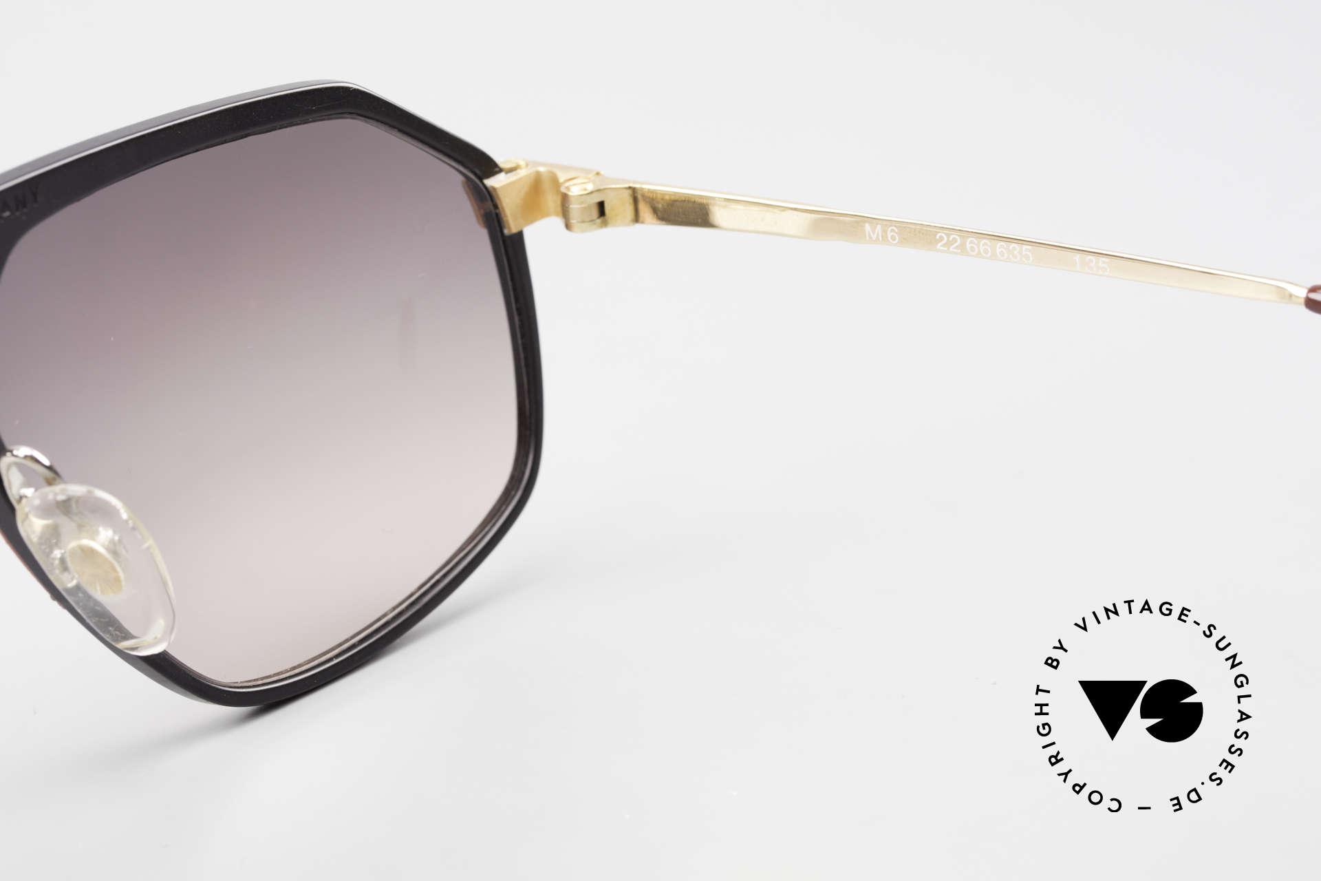 Alpina M6 Rare 80's Vintage Sunglasses, Size: medium, Made for Men and Women