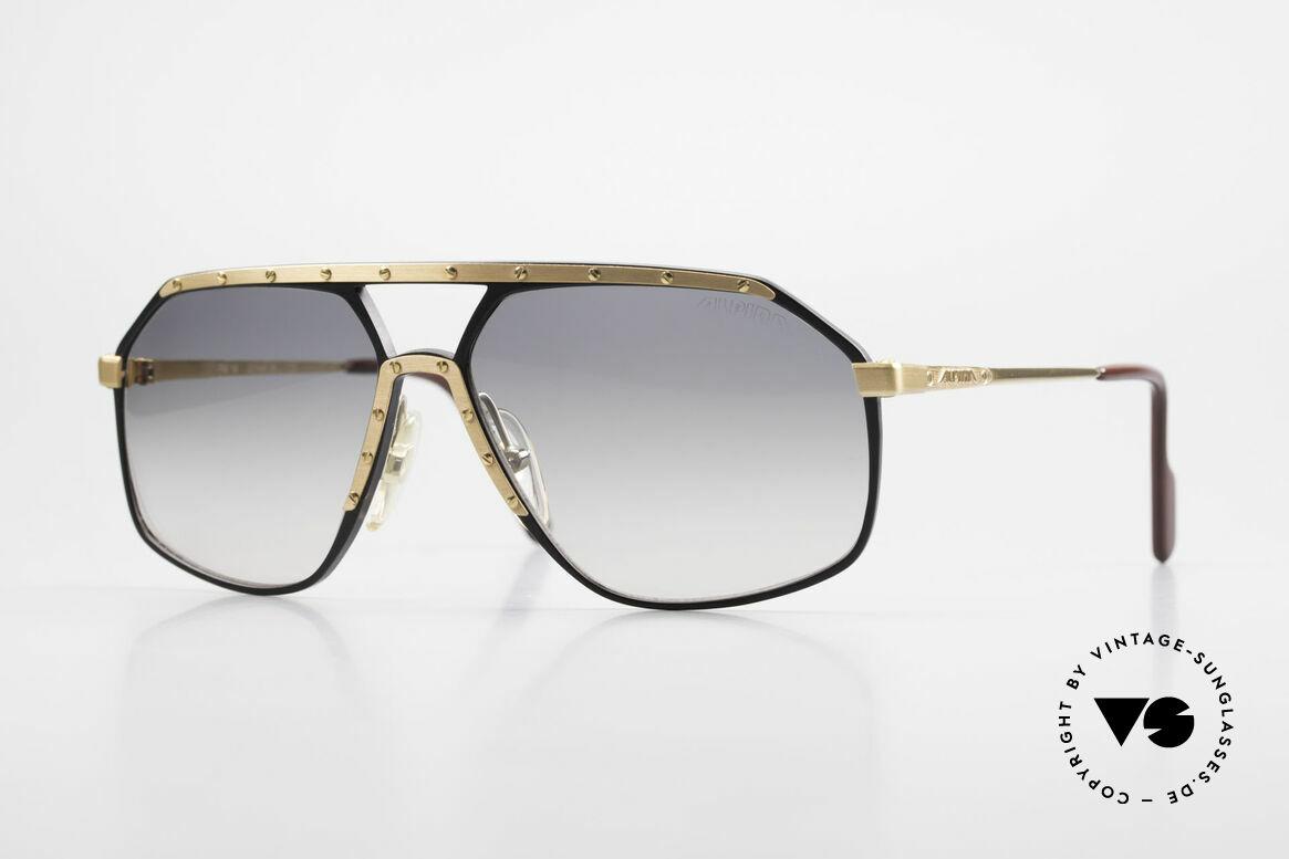 Alpina M6 True Vintage 80's Sunglasses, legendary true vintage sunglasses: the Alpina M6!, Made for Men and Women