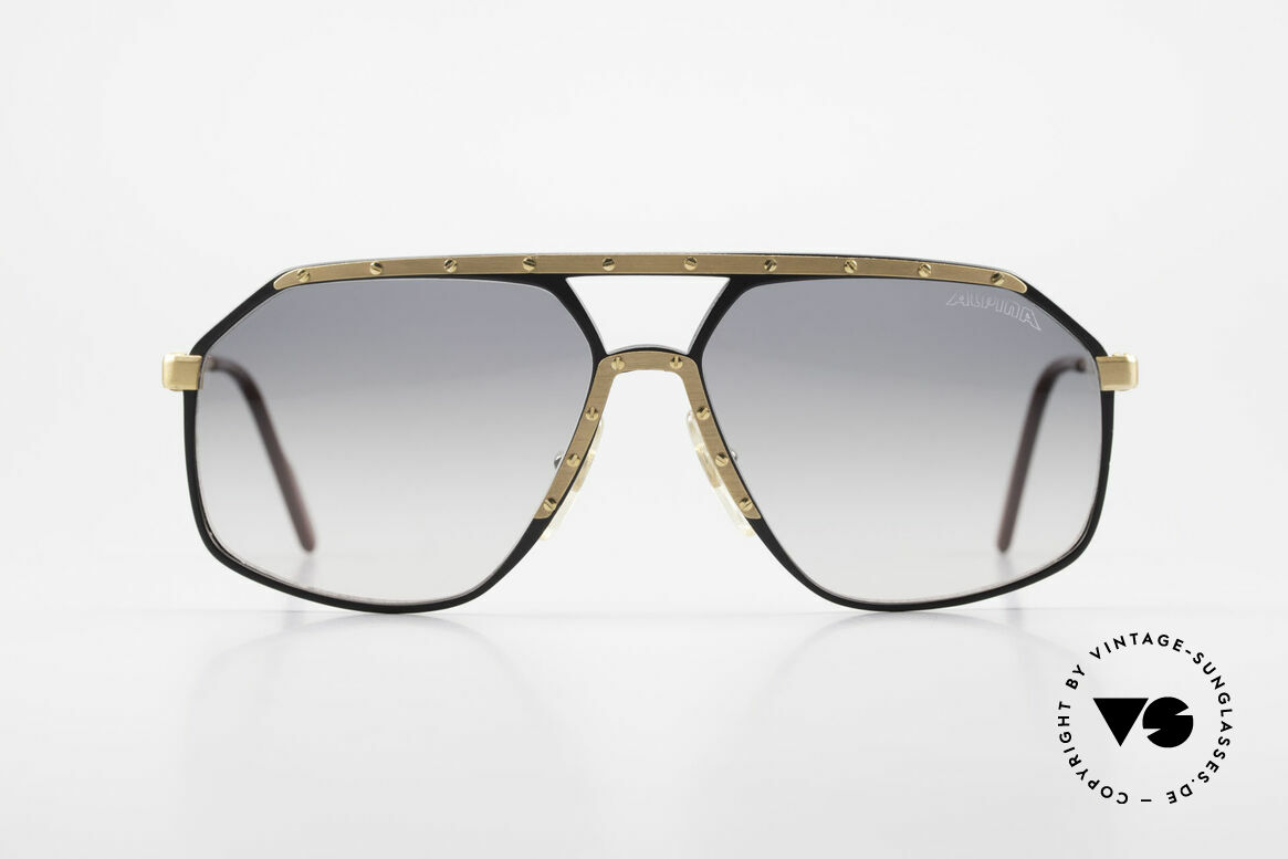 Alpina M6 True Vintage 80's Sunglasses, West Germany sunglasses: made from 1987 to 1991, Made for Men and Women