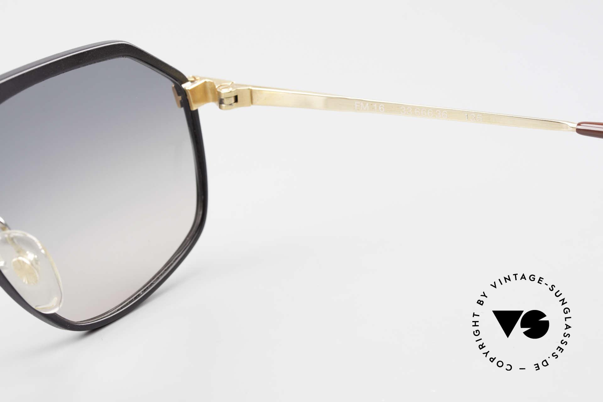 Alpina M6 True Vintage 80's Sunglasses, Size: medium, Made for Men and Women