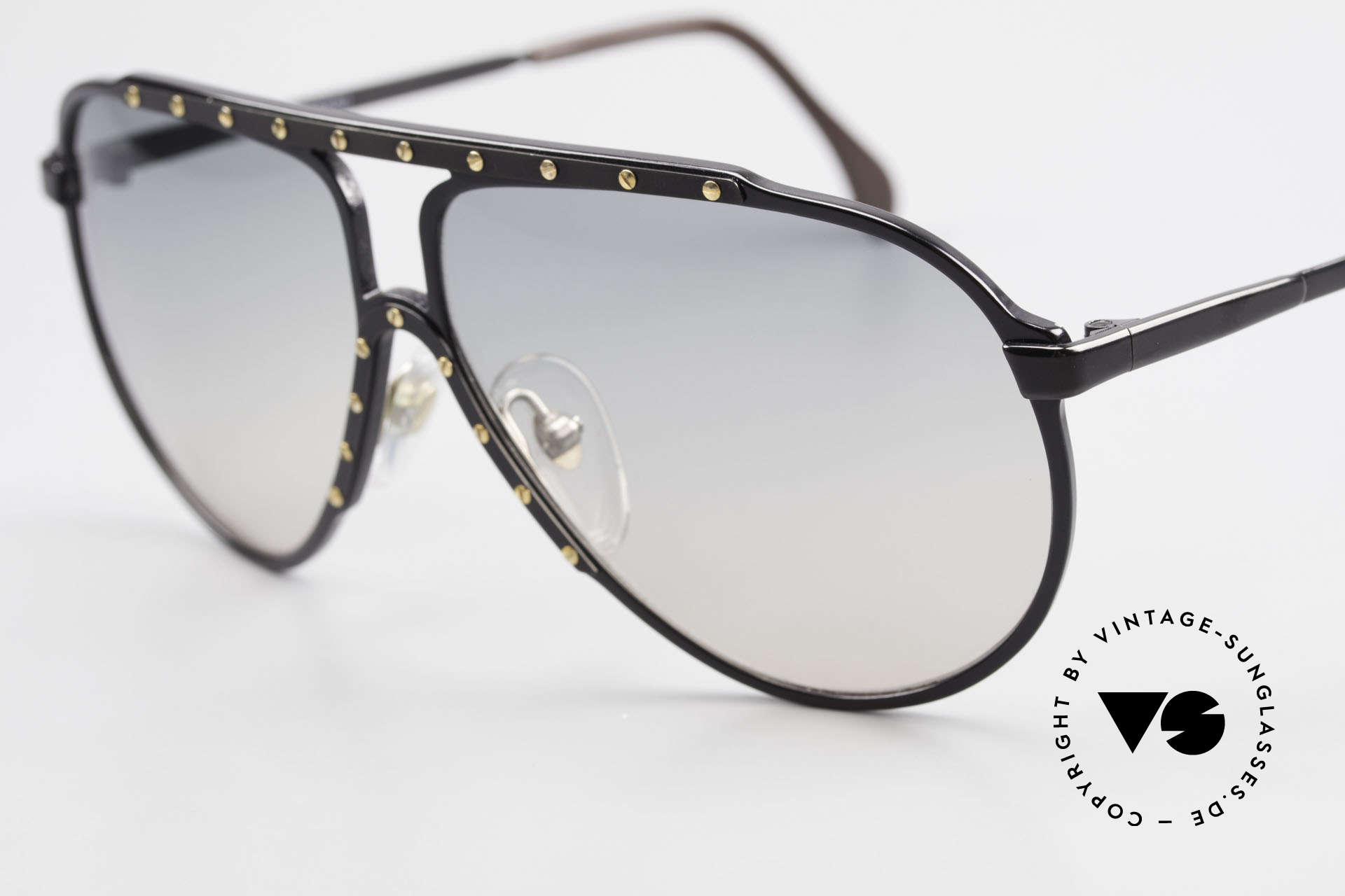 Alpina M1 Iconic Sunglasses of the 80's, never worn, New Old Stock (NOS), collector's item!, Made for Men and Women