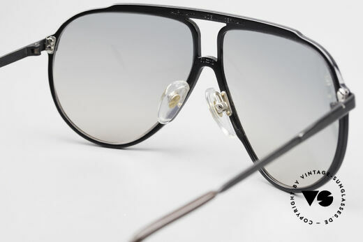 Alpina M1 Iconic Sunglasses of the 80's, sun lenses could also be replaced with prescriptions, Made for Men and Women
