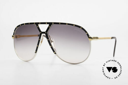 Alpina M1 Stevie Wonder 80's Sunglasses Details