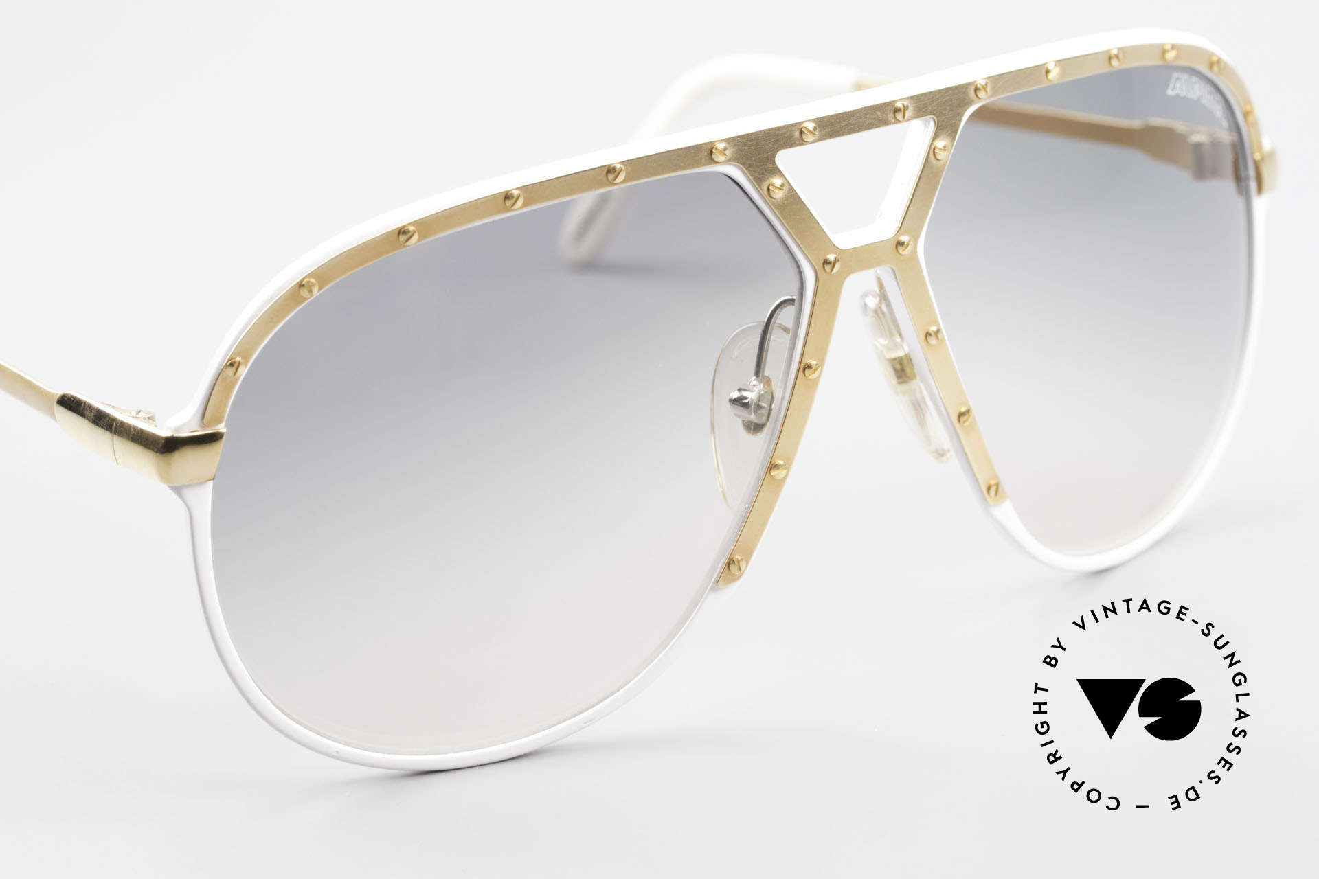 Alpina M1 Stevie Wonder Iconic Shades, handmade (West Germany) in LARGE size 64-14, Made for Men