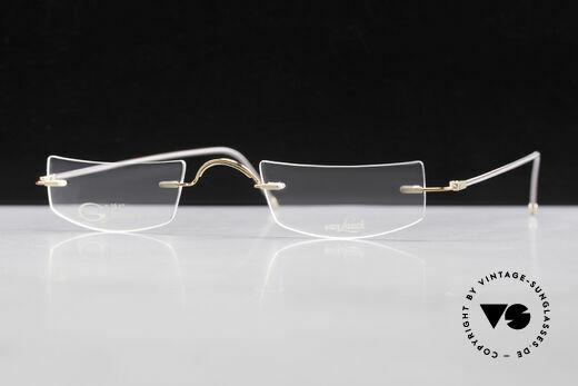 Van Laack L022 Minimalist Reading Eyeglasses Details