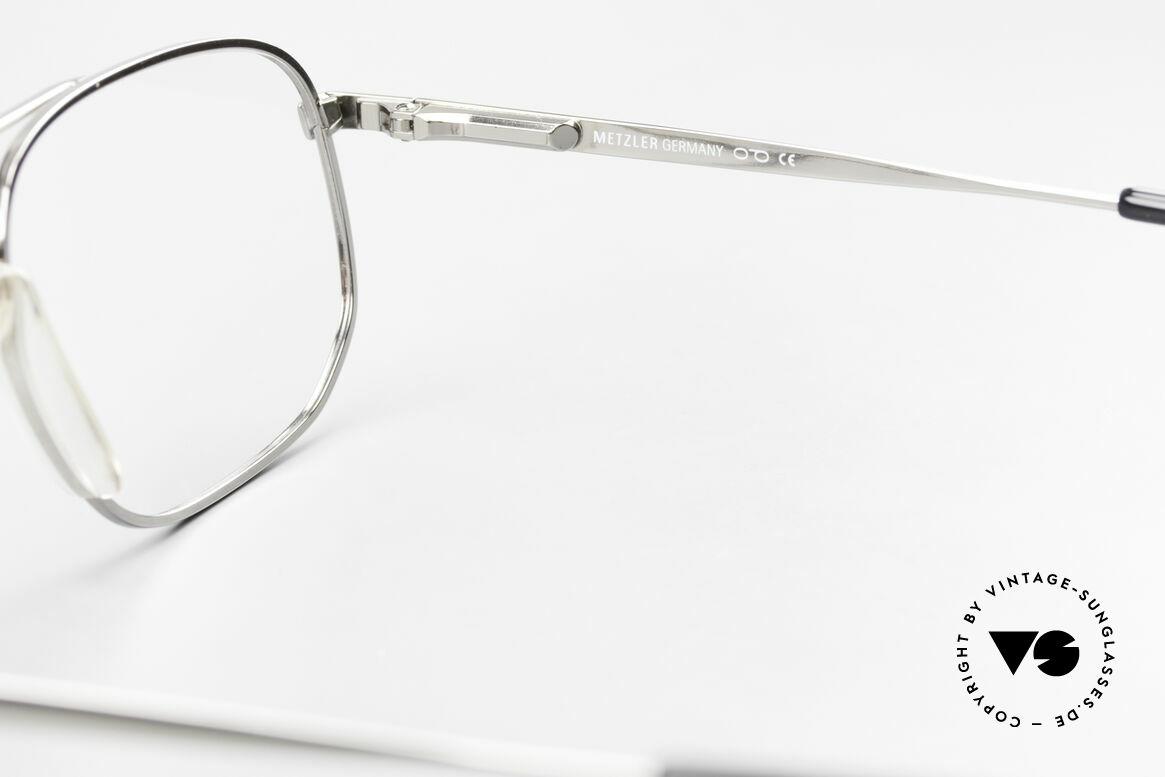 Metzler 7538 Metal Frame With Saddle Bridge, Size: medium, Made for Men