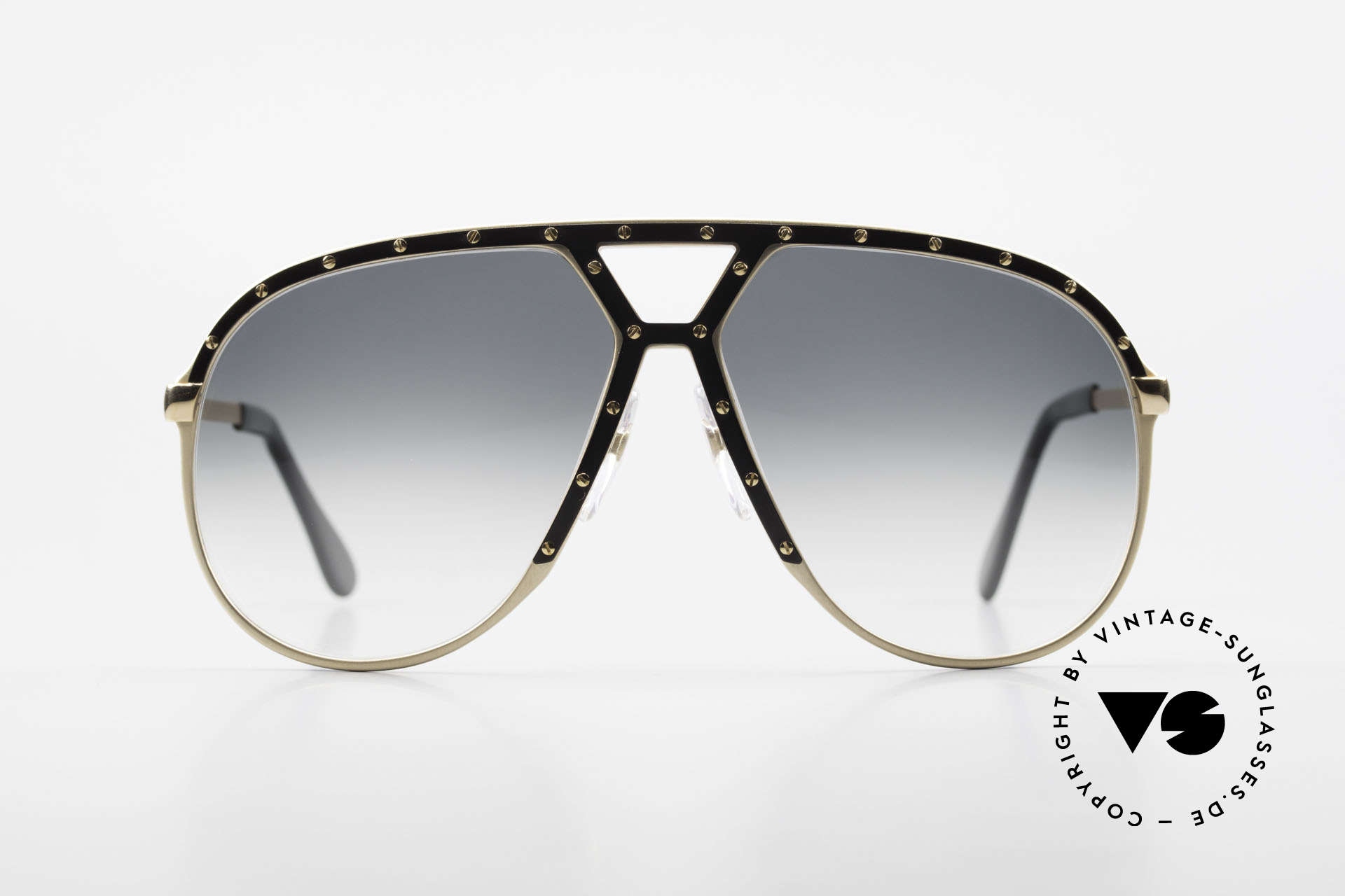 Alpina M1 Old 80's West Germany Shades, Stevie Wonder made the M1 model his trademark, Made for Men