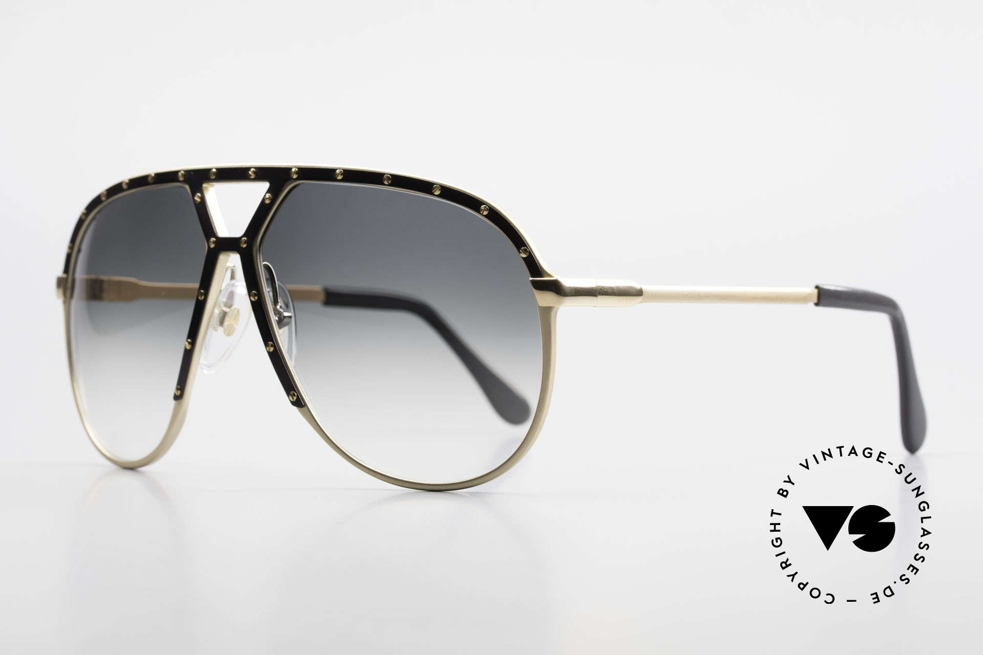 Alpina M1 Old 80's West Germany Shades, can been seen on album covers, photos, concerts.., Made for Men