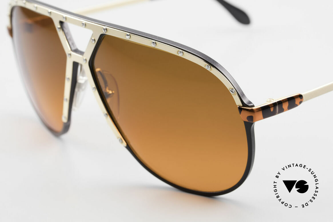 Alpina M1 80s Shades Customized Edition, Stevie Wonder made the M1 model his trademark, Made for Men