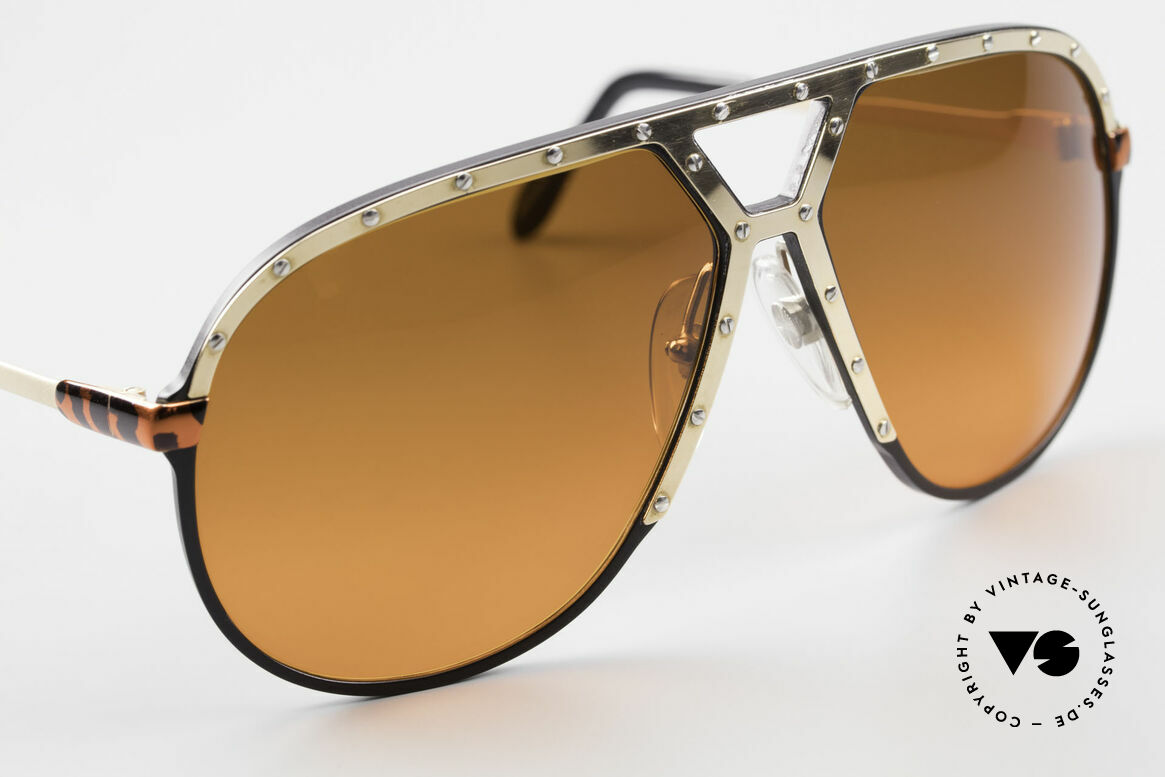 Alpina M1 80s Shades Customized Edition, unworn collector's item comes with a Bvlgari case, Made for Men