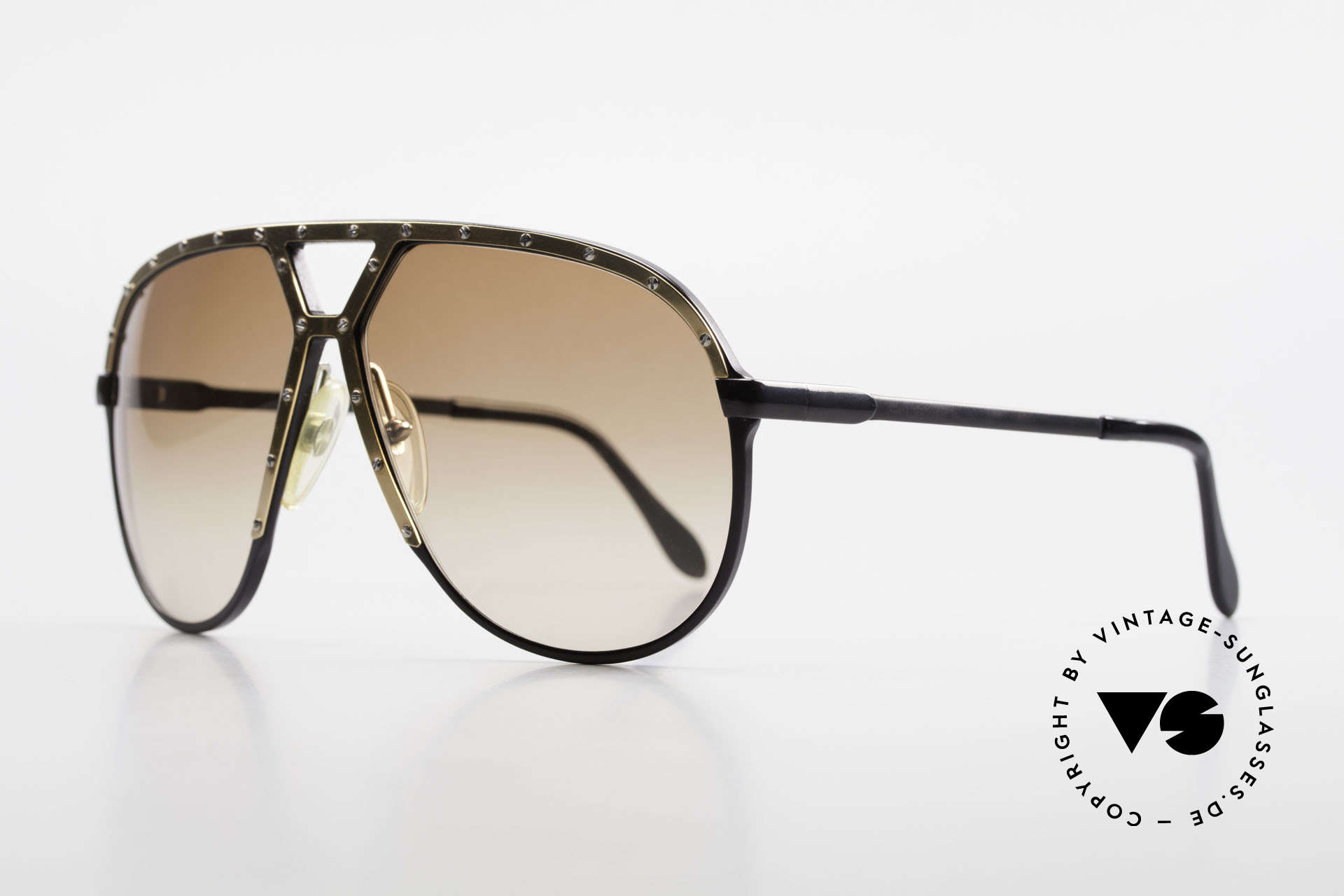 Alpina M1 Old 80's Frame No Retro Shades, can been seen on album covers, photos, concerts.., Made for Men