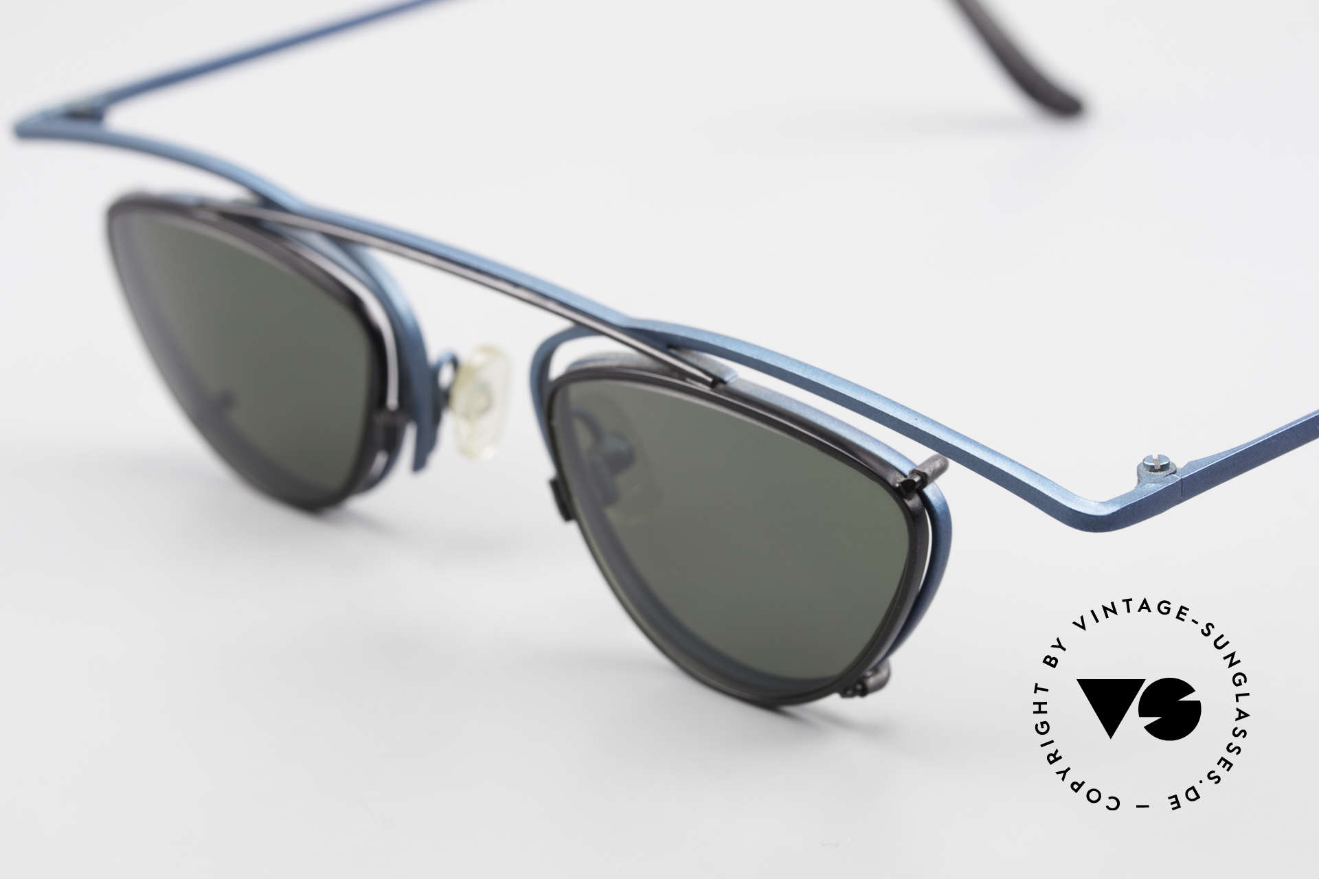 Theo Belgium Rhum Designer Glasses With Clip On, Theo creations are 'opposite pole' to the 'mainstream', Made for Men and Women