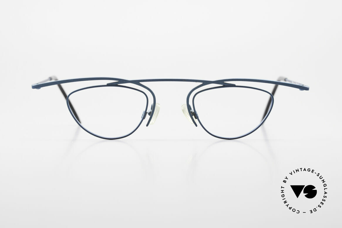 Theo Belgium Rhum Designer Glasses With Clip On, Size: large, Made for Men and Women