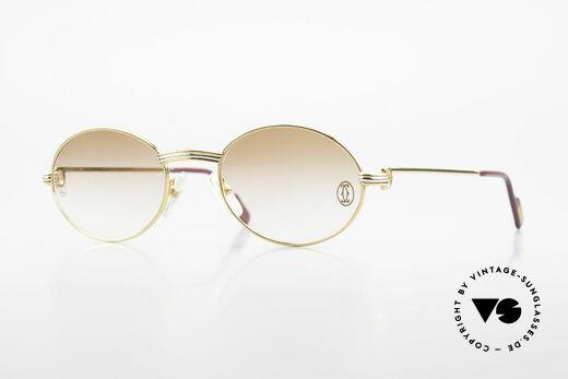 Cartier Saint Honore Customized Version Large Size Details