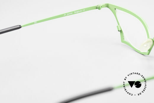 Theo Belgium James Cateye Crazy Reading Glasses, NO RETRO EYEWEAR, but a 25 years old Theo original, Made for Women