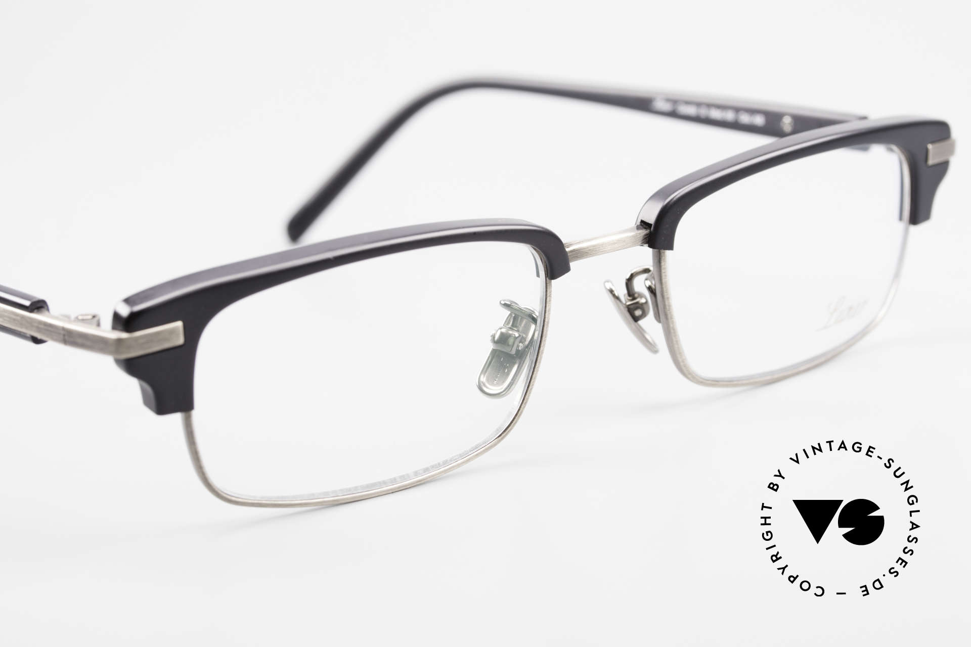 Lunor Combi II Mod 80 Combi Titanium Eyeglasses, quality frame (made in Japan) can be glazed optionally, Made for Men and Women