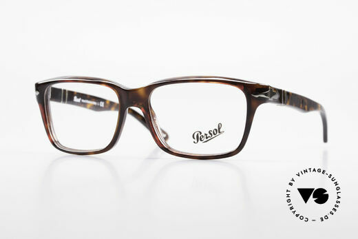 Persol 2895 Classic Timeless Unisex Frame Details