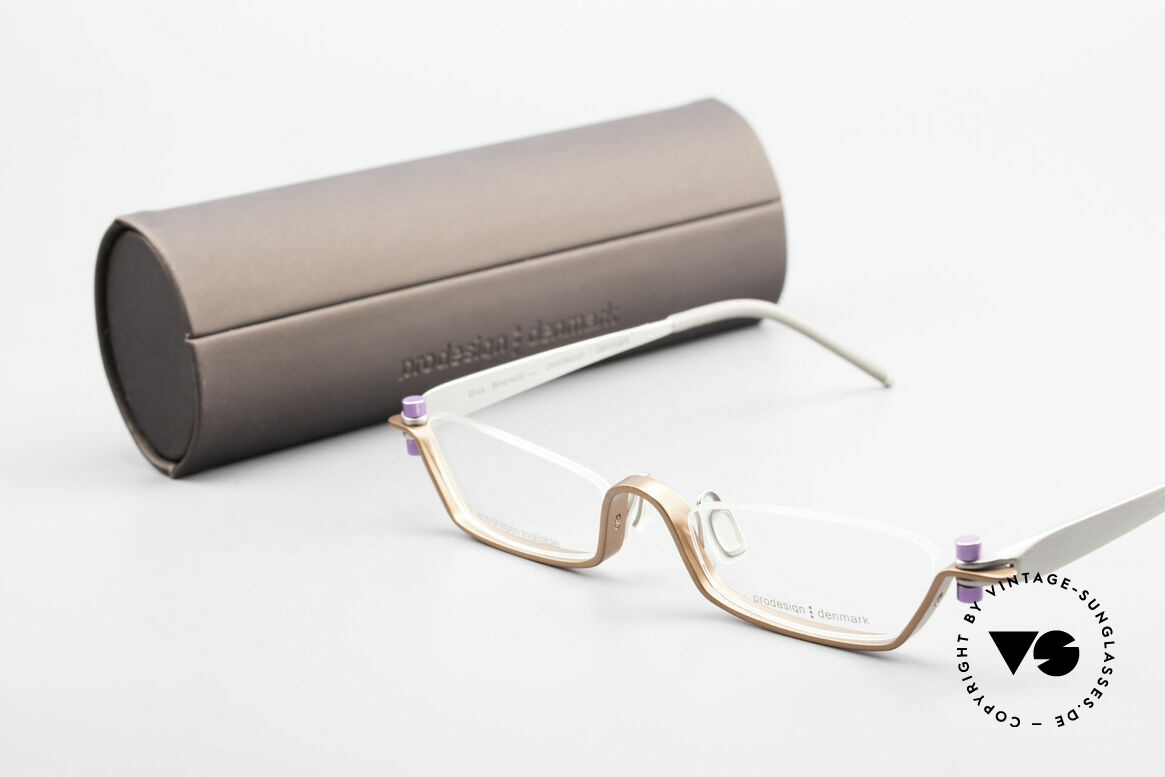 ProDesign 9901 Gail Spence Design Eyeglasses, Size: extra large, Made for Men and Women