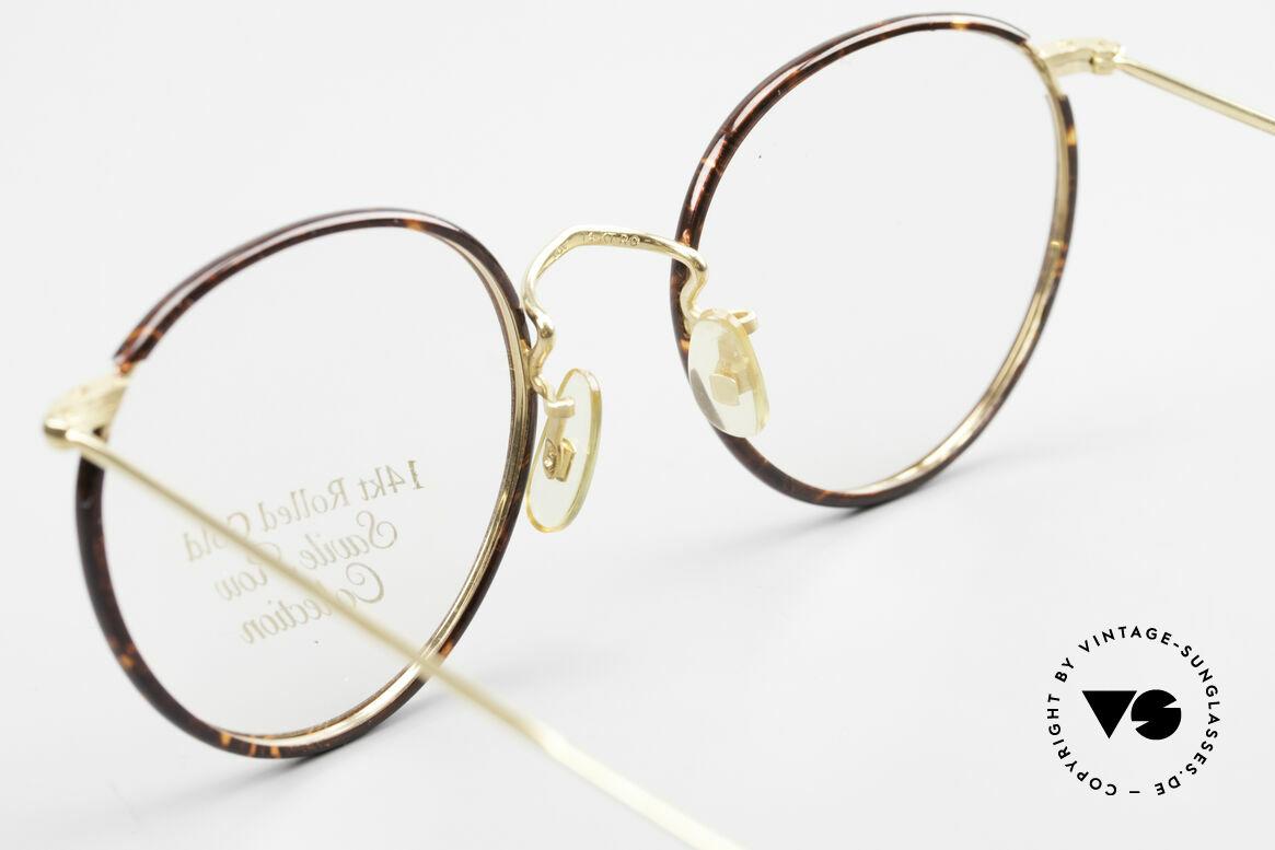 Savile Row Panto 49/20 Johnny Depp Glasses Panto, NO retro specs, but a min. 30 years old ORIGINAL, Made for Men