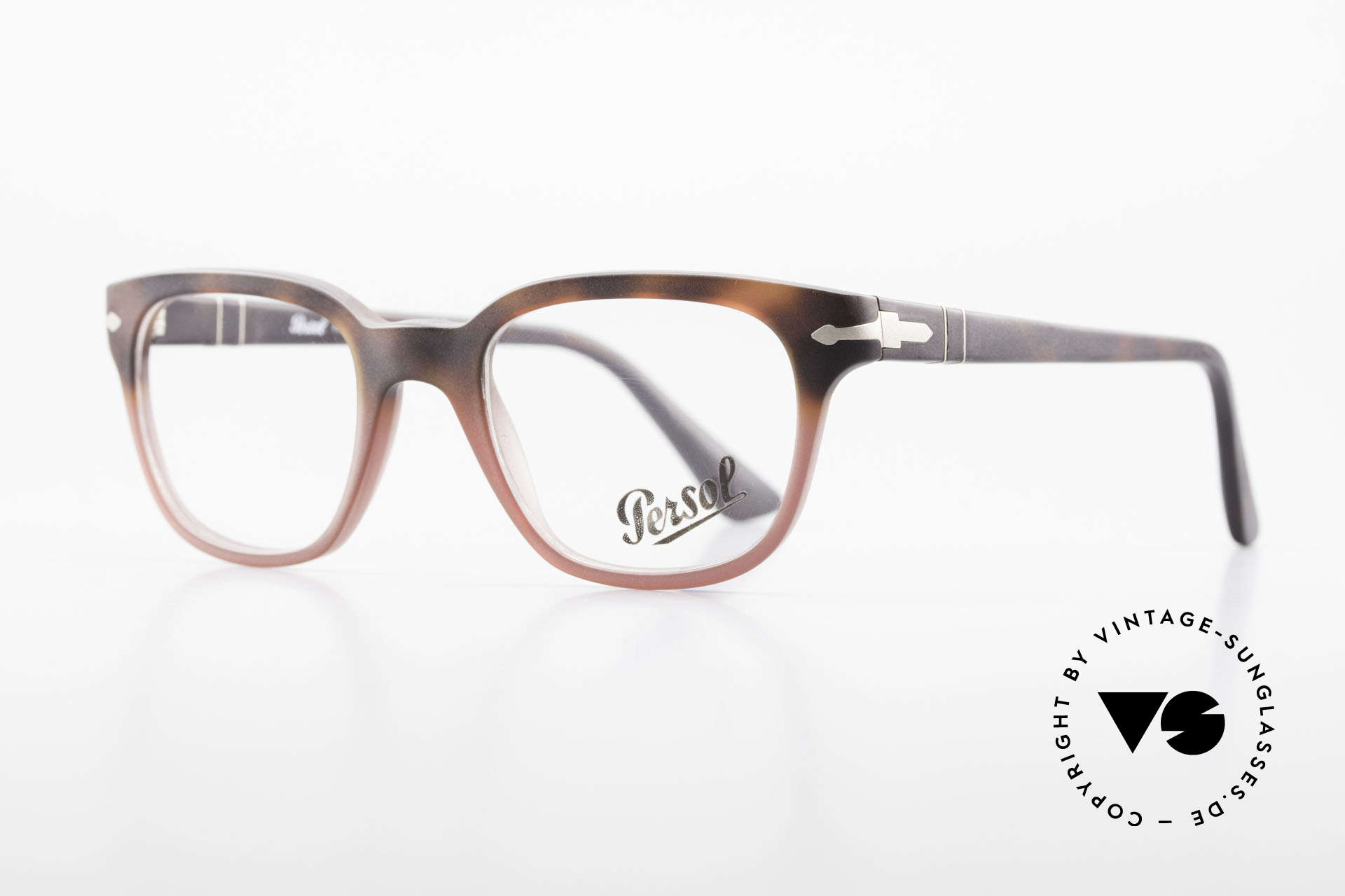 Persol 3093 Unisex Glasses Classic Frame, unworn (like all our classic PERSOL eyeglasses), Made for Men and Women