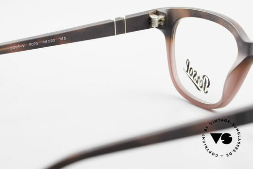 Persol 3093 Unisex Glasses Classic Frame, unisex model = suitable for ladies & gentlemen, Made for Men and Women