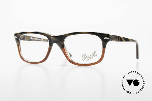 Persol 3029 Small Persol Eyeglasses Unisex Details