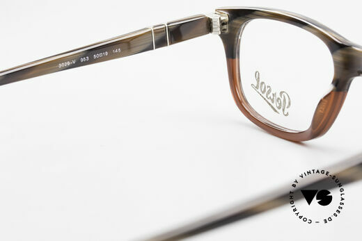 Persol 3029 Small Persol Eyeglasses Unisex, unisex model = suitable for ladies & gentlemen, Made for Men and Women