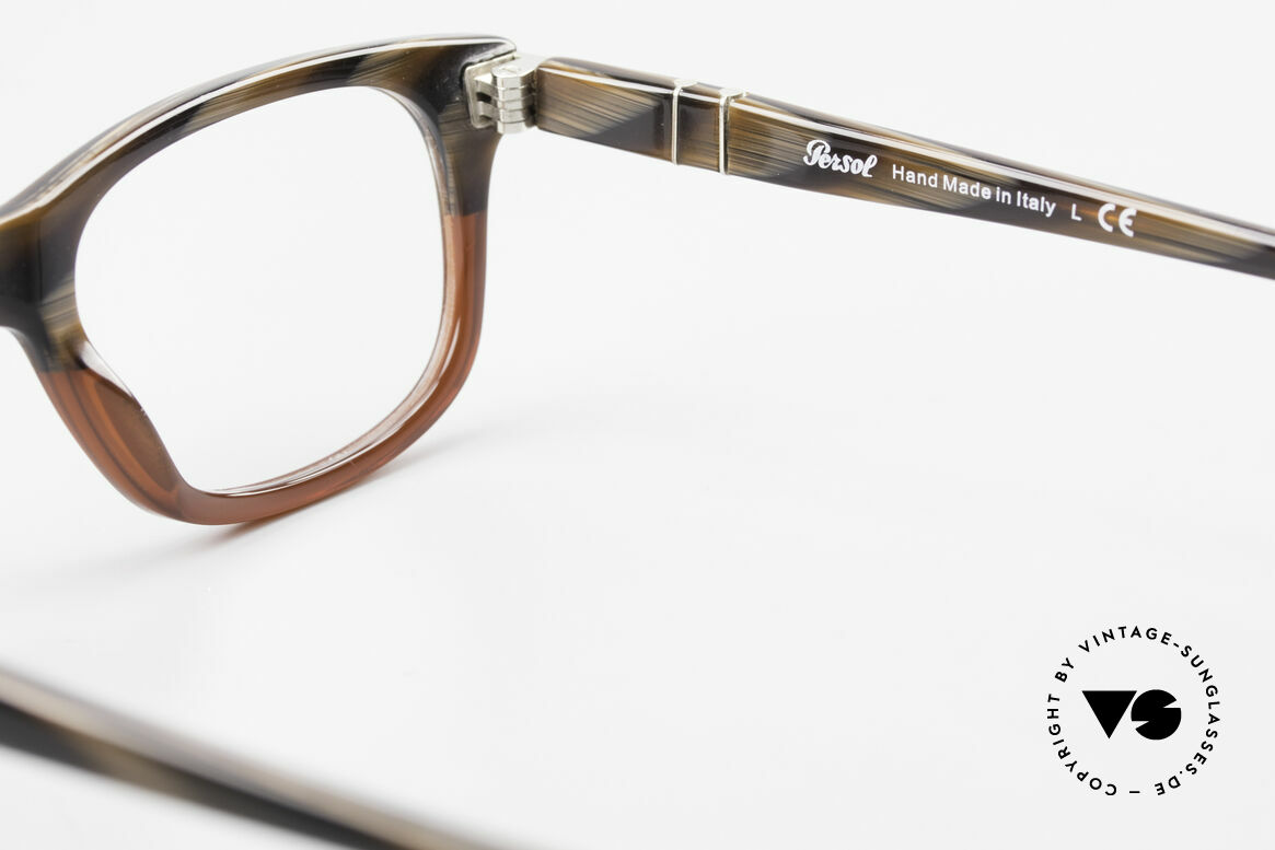 Persol 3029 Small Persol Eyeglasses Unisex, Size: small, Made for Men and Women