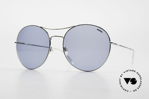 Missoni 0440 Huge XXL Aviator Sunglasses Details