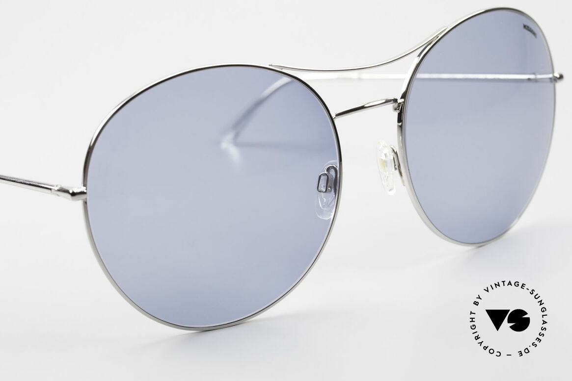 Missoni 0440 Huge XXL Aviator Sunglasses, never worn (like all our VINTAGE shades by Missoni), Made for Men and Women
