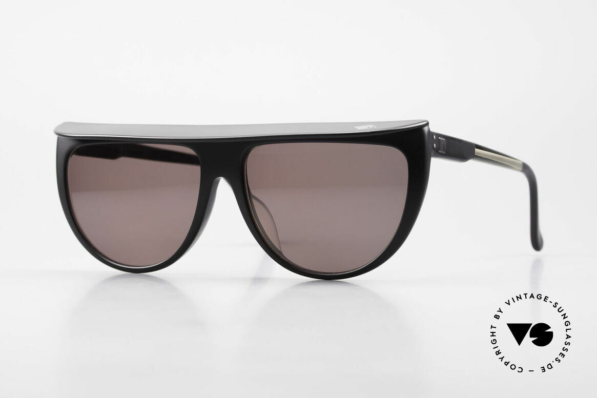 Ugppi 9801 Marquee Sunglasses 90s Japan, vintage 90's INSIDER sunglasses named Ugppi 9801, Made for Men and Women