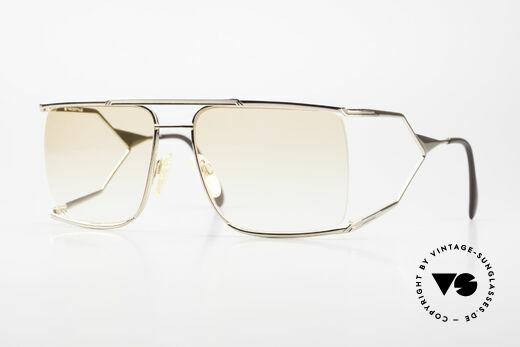 Neostyle Nautic 6 80's Miami Vice Sunglasses Details