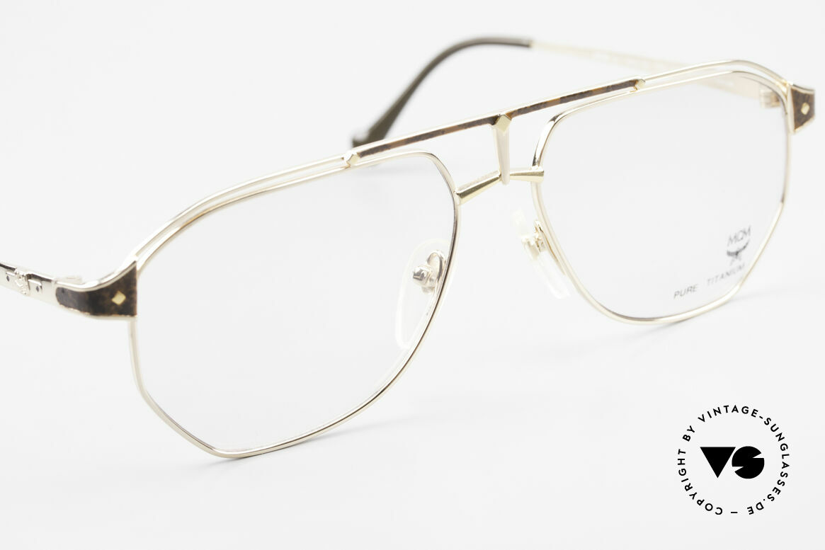 MCM München 6 XL 90's Luxury Vintage Glasses, luxury Michael Cromer (MC), Munich (M) eyeglasses, Made for Men