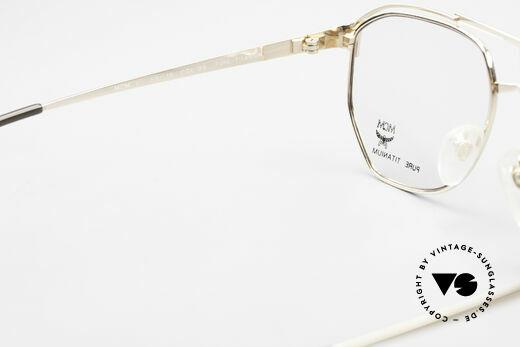 MCM München 6 XL 90's Luxury Vintage Glasses, never worn (like all our old vintage MCM ORIGINALS), Made for Men