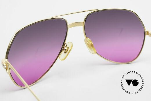 Cartier Vendome LC - M 80's Sunglasses Aviator Luxury, NO retro sunglasses, but an authentic vintage ORIGINAL, Made for Men and Women