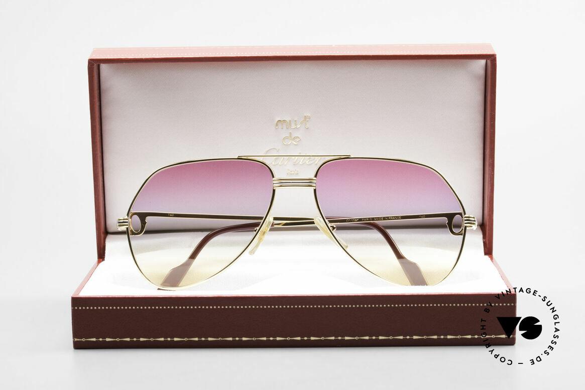Cartier Vendome LC - M 80's 90's Aviator Sunglasses, Size: medium, Made for Men and Women
