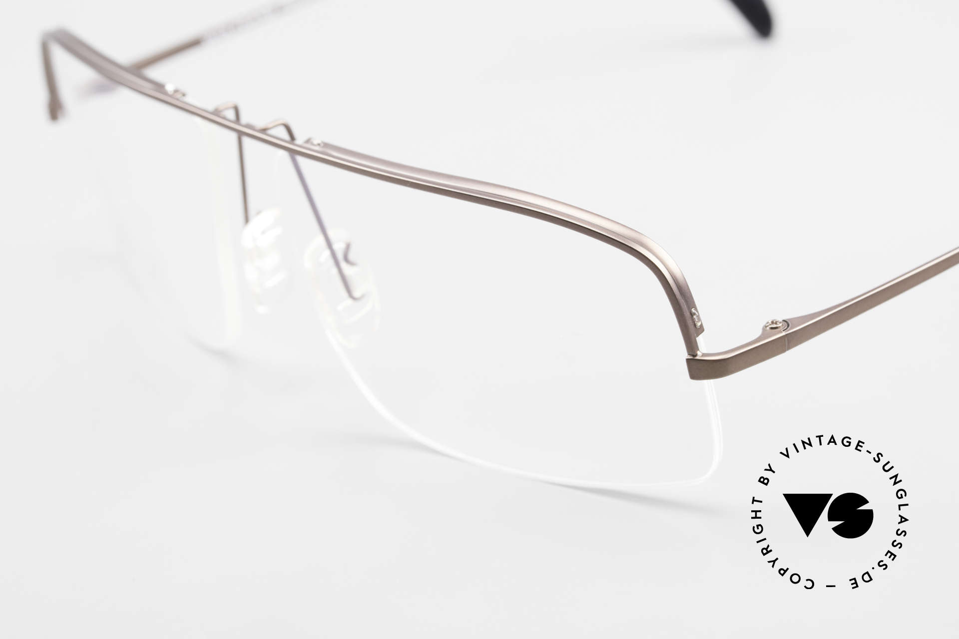 Wolfgang Proksch WP0103 New Tear Drop Titanium Frame, model of the 1st W.P. serie, produced by KANEKO, Made for Men